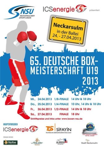 U19 Box-Meisterschaft