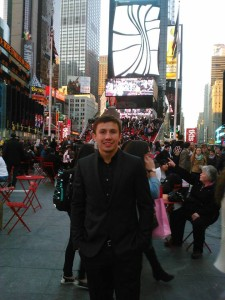 golovkin time square
