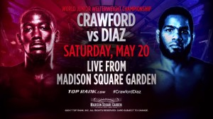 CVrawford vs Diaz Plakat