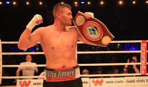 Tom Schwarz WBO Inter conti